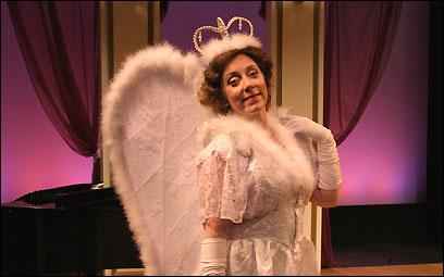Leigh Barrett as Florence Foster Jenkins