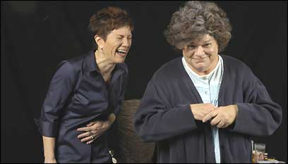 'Well' stars Lisa Kron and Mary Pat Gleason