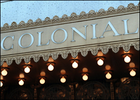 The Colonial Theater
