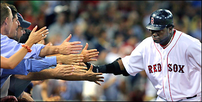 Celebrate your tax refund with David Ortiz and the rest of the Sox as they take on the Yankees April 20-22