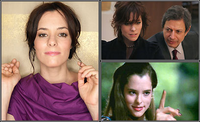 Parker Posey in 'Fay Grim' and 'Dazed and Confused'
