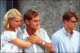 Jude Law, Gwyneth Paltrow, and Matt Damon
