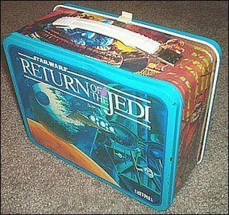 Lunch box nostalgia