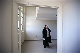 7. Walk away from the house: