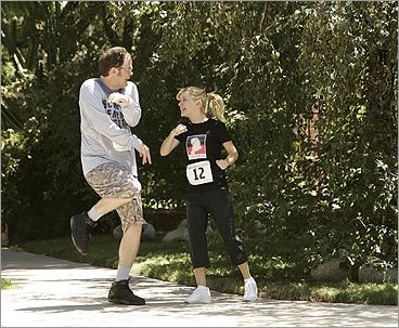 Dwight and Angela on 'The Office'