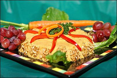 Carrot pate