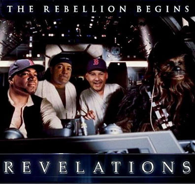 Steve Garberg from Florida puts a Star Wars spin on the ALCS.