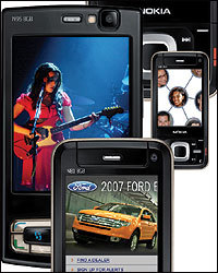 Nokia cellphones