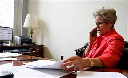 Mass. Insurance Commissioner Nonnie S. Burnes