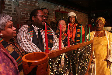 While Kwanzaa celebrations vary, there are still guidelines to follow. Most prominently, families are asked not to blend the holiday's traditions with other cultural traditions in order to preserve the original intent of Kwanzaa.