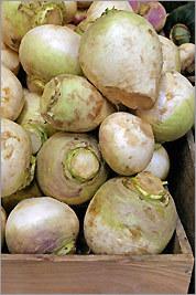 Macomber turnips