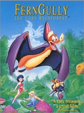 'Fern Gully — The Last Rainforest'