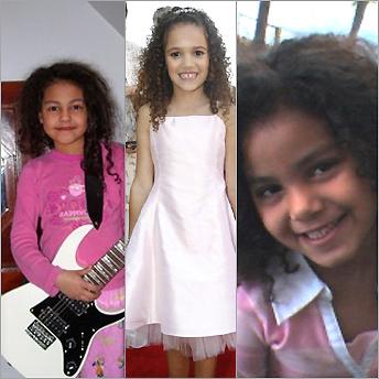 Halle, Madison, Danielle