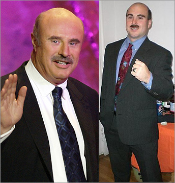 Robert and Dr. Phil