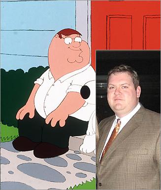 Glenn and Peter