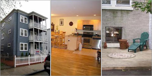 Want to live near the city, but sick of paying rent? Then why not buy a condo? There are plenty of affordable options in the communities in and surrounding Boston. Here is a look at some of the homes you can get for less than $200,000. All homes and photos are from the Boston.com real estate listings
