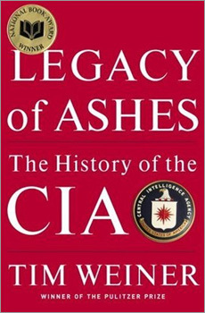 'Legacy of Ashes,' Tim Weiner