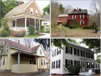 Looking for a home but want a challenge? Do you have the skills needed to turn a project into a priceless treasure? We scoured the Boston.com real estate listings and found these 'handyman's specials' throughout Massachusetts – homes offered at good discounts for those ambitious enough to fix them up.