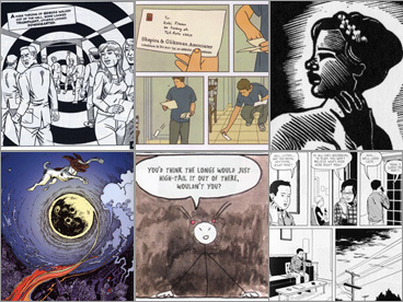 Graphic novel round-up