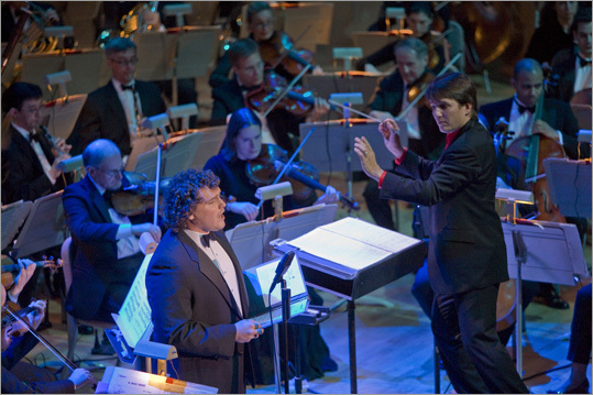 Keith Lockhart and the Boston Pops