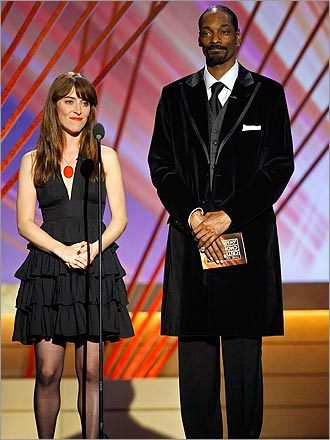 Feist and Snoop Dogg