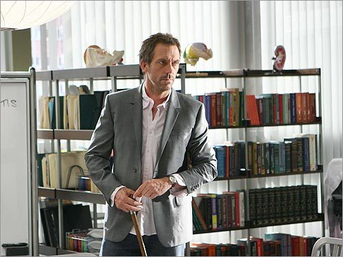 Hugh Laurie in 'House'