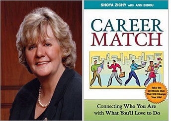As part of figuring out what you should be doing for a job, you need to do two things: figure out how to maximize your likelihood for success at your job, and tailor your career to your personality. To be truly 'great' at what you do, Shoya Zichy (left), author of 'Career Match: Connecting Who You Are With What You'll Love to Do,' says that ultimately, you need to find your passion. She defines four different personality types in her Color Q Personality Profiles . Finding what personality type you are can help you find what career is right for you.