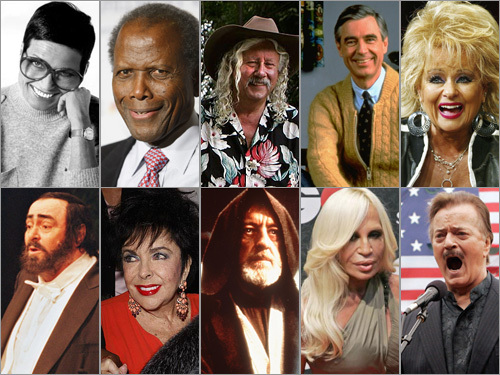 Dead or Not Dead - Celebrity dead or alive quiz
