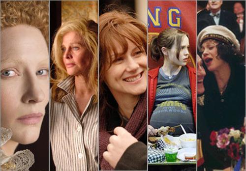 Oscars 2008: Best actress