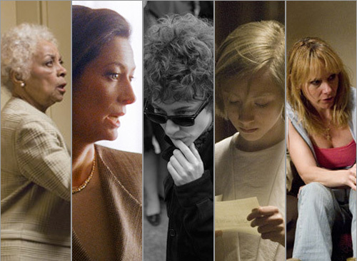 Oscars 2008: Best supporting actress