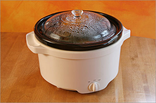 6. Keep your sauces hot Football is a long game. And your guests aren't going to get tired of eating. Consider using a crock pot to keep queso and dips soft for hours, rather than letting them harden up.