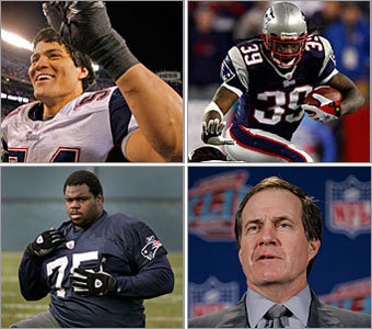 The New England Patriots made their fourth Super Bowl appearance in seven years, and they fell one win away from the greatest season in NFL history. But what if some of these Patriots had never gotten into football? How would they make a living? Would they have regular jobs like the rest of us? We let our imaginations get the best of us and wondered: What would they be doing if they weren't Patriots?