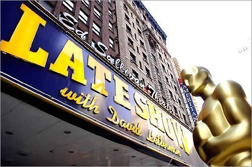 Oscars pass Ed Sullivan Theater