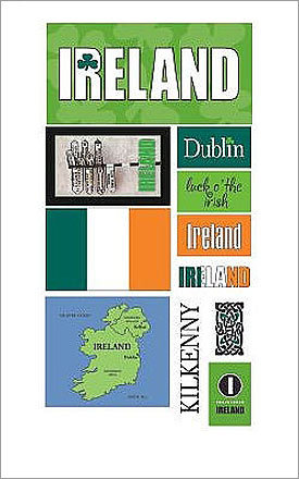 Ireland epoxy stickers : $3.99 For a fairly modest price, you can derive a whole lot of pride. This sticker sheet comes with 10 designs, so that you can display your feelings about Ireland practically anywhere.