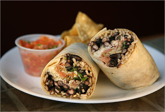 Independent shops, national chains, celebrity chefs: Everyone's making burritos in Boston.