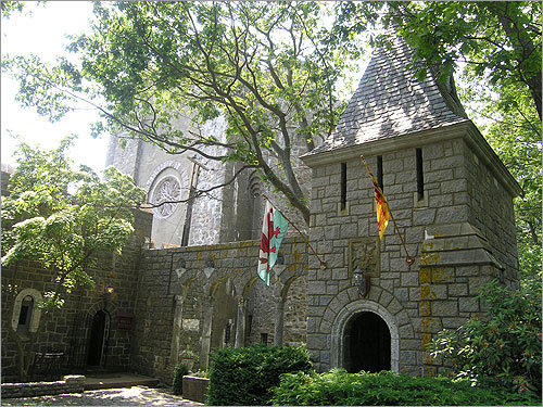 Want to feel like a prince or a princess? Hammond Castle Museum in Gloucester has a unique vibe. The castle can be rented out for private events, but call Linda Rose at 978-283-7673 to make reservations.