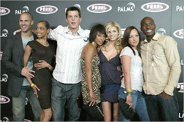 'The Real World: Las Vegas' cast