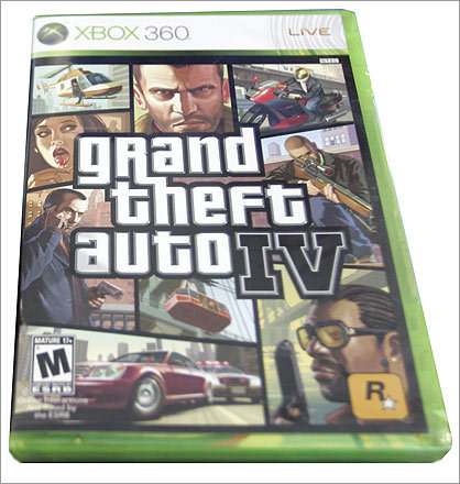 5. Grand Theft Auto IV, etc. The stats tell the story here. First week's sales: $500 million. The sales of GTA dwarf movie premieres, CD sales, or, Bauerlein notes, book sales. All that video use, Bauerlein says, has hurt in the classroom, too. Thousands of Massachusetts public school graduates are ending up in remedial reading and writing classes in college, according to a Globe story .