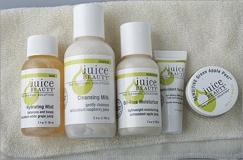 Juice Beauty's Organics To Go