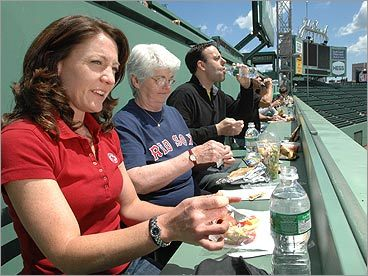 Green Monster Lunch Tour