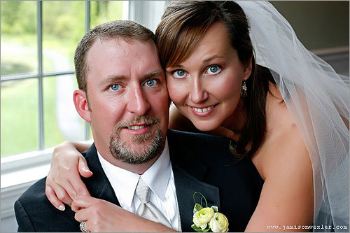 Stacey and William's wedding High school sweethearts, Stacey Ann Fleming and William Christie, were married on May 19, 2007 at St. Margaret Church in Lowell followed by a reception at Wedgewood Pines Country Club in Stow, Mass. Both are from Chelmsford. Want more weddings? See more wedding photos here .