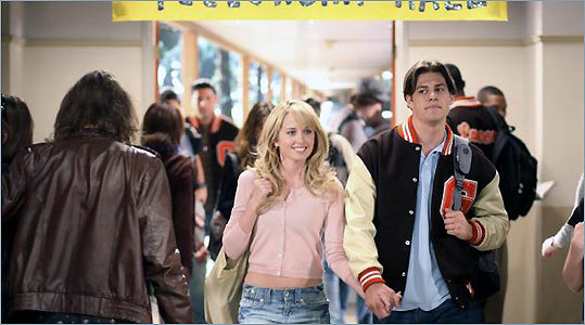 Megan Park, Greg Finley, The Secret Life of the American Teenager