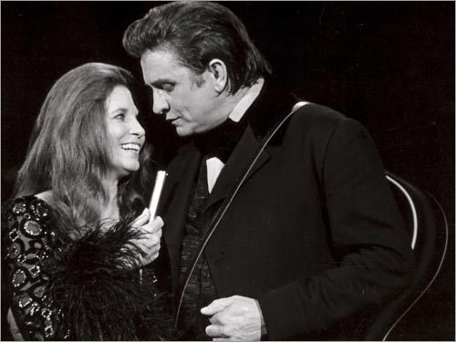 A look at musical duets for Johnny cash and june carter jackson