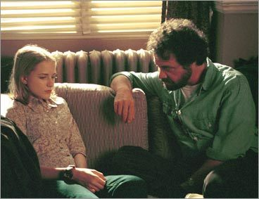 Edward Zwick and Evan Rachel Wood on 'Once and Again'