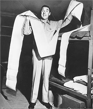 Jim Nabors on 'Gomer Pyle'