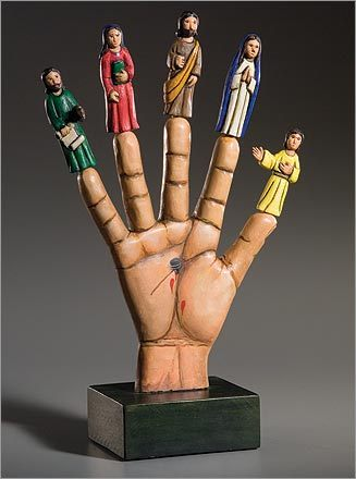 La Mano Poderosa/The Most Powerful Hand