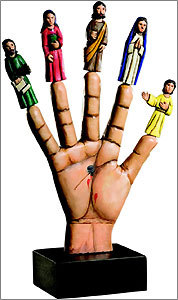 'La Mano Poderosa/The Most Powerful Hand'