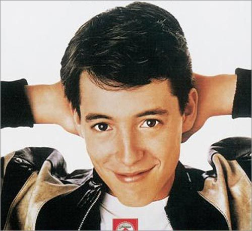 Matthew Broderick in 'Ferris Bueller's Day Off'