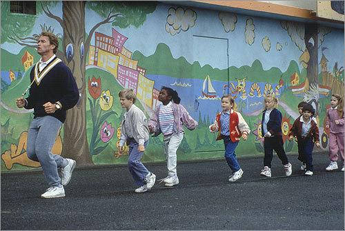 'Kindergarten Cop'