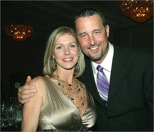 Tim Wakefield's wife
